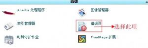 HostEase设置错误页教程