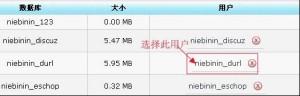 HostEase设置数据库用户权限