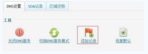 HostEase Plesk面板DNS功能介绍