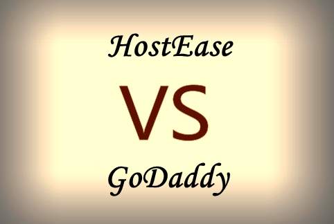 HostEase和GoDaddy主机对比
